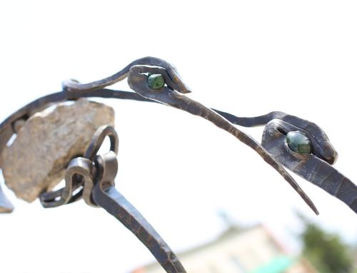 Kovaná plastika (socha)